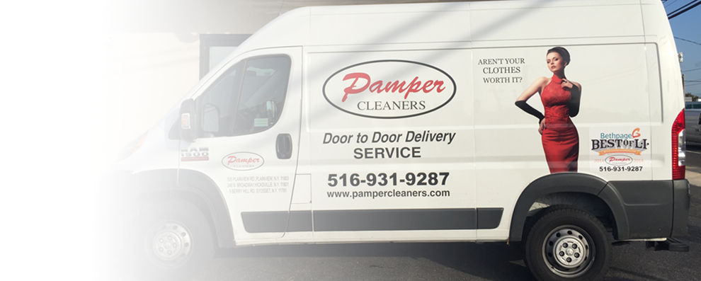 Pamper Cleaners Provides Quality Laundry Service With The Best Pick Up And  Delivery Service Based Out Door ...